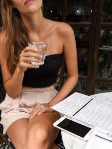 הקפידו לשתות מים.